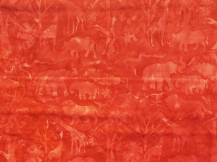 Island Batik Jungle Animals Cherry Pet #807370
